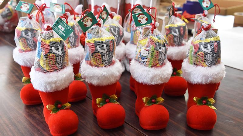 井関株式会社_クリスマスブーツ