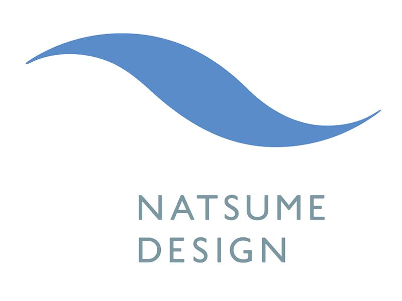 夏目デザイン ロゴ