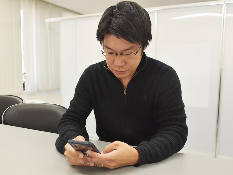 捜査中のTASUKI代表