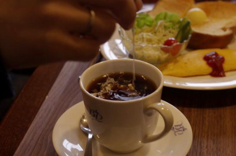 カフェ_モーニング