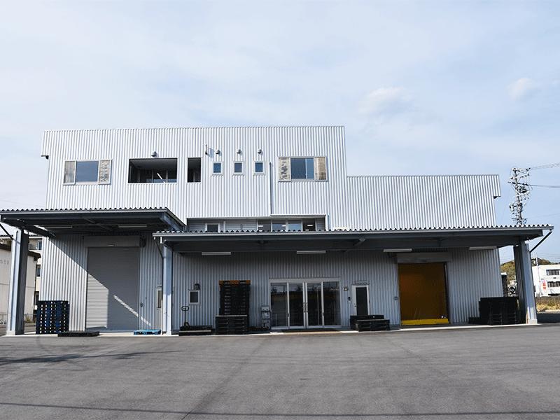 株式会社カスヤ_工場外観