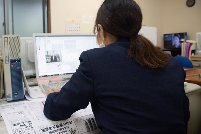 東愛知新聞社_業務